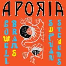 Sufjan Stevens & Lowell Brams: Aporia (Limited Edition) (Yellow Vinyl), LP