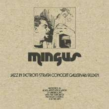 Charles Mingus (1922-1979): Jazz In Detroit (Strata Concert Gallery/46 Selden) (Special-Deluxe-Box-Set), 5 LPs