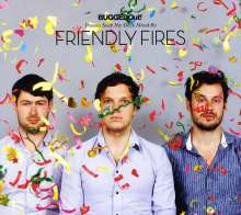 Friendly Fires: Bugged Out! Presents: Suck My Deck, CD