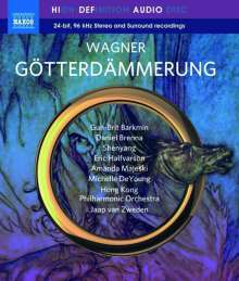 Richard Wagner (1813-1883): Götterdämmerung, Blu-ray Audio