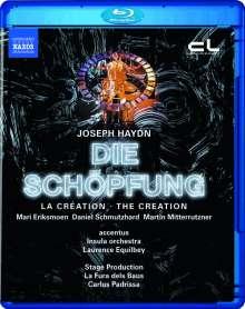 Joseph Haydn (1732-1809): Die Schöpfung, Blu-ray Disc
