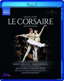 Wiener Staatsopernballett: Le Corsaire (Adam), Blu-ray Disc