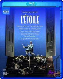 Emmanuel Chabrier (1841-1894): L'Etoile, Blu-ray Disc