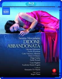 Saverio Mercadante (1795-1870): Didone Abbandonata, Blu-ray Disc