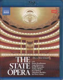 Bayerisches Staatsorchester - The State Opera (Dokumentation), Blu-ray Disc