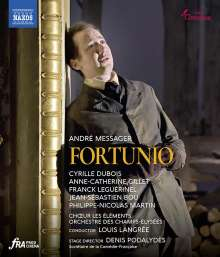 Andre Messager (1853-1929): Fortunio, Blu-ray Disc