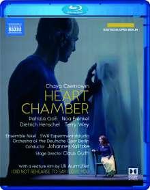 Chaya Czernowin (geb. 1957): Heart Chamber, Blu-ray Disc