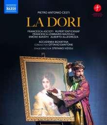 Marc (Pietro) Antonio Cesti (1623-1669): La Dori, overo Lo schiavo reggio (Oper in 3 Akten), Blu-ray Disc