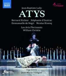 Jean-Baptiste Lully (1632-1687): Atys, Blu-ray Disc