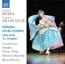 Francois Francoeur (1698-1787): Zelindor, Roi Des Sylphes, CD