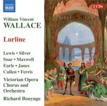 William Vincent Wallace (1812-1865): Lurline, 2 CDs