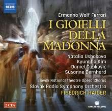 Ermanno Wolf-Ferrari (1876-1948): I Gioiella della Madonna, 2 CDs