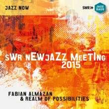 Fabian Almazan (geb. 1984): SWR New Jazz Meeting 2015, 2 CDs
