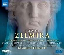 Gioacchino Rossini (1792-1868): Zelmira, 3 CDs