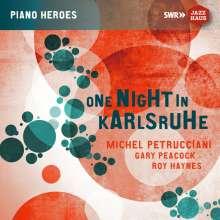 Michel Petrucciani (1962-1999): One Night In Karlsruhe, CD