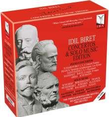 Idil Biret - Concertos & Solo Music Edition, 12 CDs