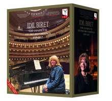 Idil Biret 75th Anniversary Edition - The Complete Studio Recordings 1959-2017, 130 CDs und 4 DVDs