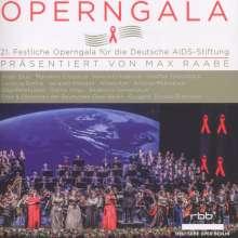 21.Festliche Operngala für die Deutsche AIDS-Stiftung, 2 CDs