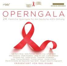 24.Festliche Operngala für die Deutsche AIDS-Stiftung, 2 CDs