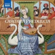 Carmina Predulcia - Musik aus dem Schedelschen Liederbuch (15.Jahrhundert), CD