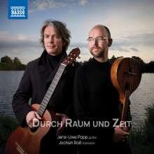 """Musik für Gitarre & Mandoline """"Durch Raum und Zeit"""", CD"""