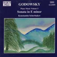 Leopold Godowsky (1870-1938): Klavierwerke Vol.5, CD