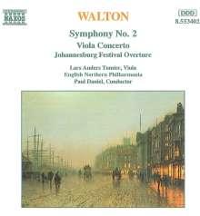 William Walton (1902-1983): Symphonie Nr.2, CD