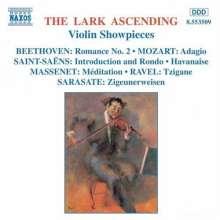 Showpieces f.Violine & Orchester, CD