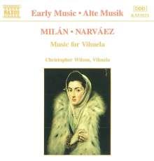 Luys de Narvaez (1500-1555): El Delphin de Musica (Ausz.), CD