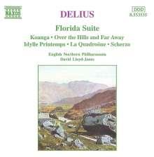 Frederick Delius (1862-1934): Florida Suite, CD