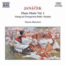 Leos Janacek (1854-1928): Klavierwerke Vol.1, CD
