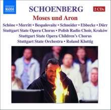 Arnold Schönberg (1874-1951): Moses & Aron, 2 CDs
