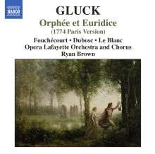 Christoph Willibald Gluck (1714-1787): Orpheus & Eurydike, 2 CDs