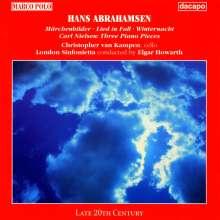 Hans Abrahamsen (geb. 1952): Märchenbilder Nr.1-3, CD