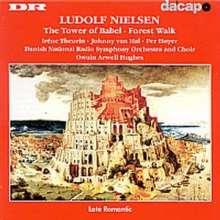 Ludolf Nielsen (1876-1939): Der Turm zu Babel op.35, CD