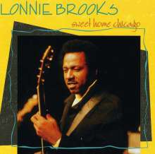 Lonnie Brooks: Sweet Home Chicago, CD