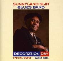 Sunnyland Slim: Decoration Day, CD