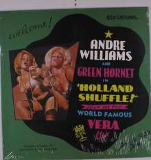 Andre Williams: Holland Shuffle, LP