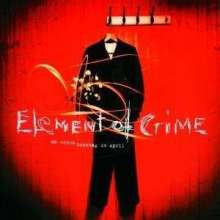 Element Of Crime: An einem Sonntag im April (180g), LP