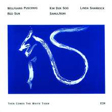 Wolfgang Puschnig (geb. 1956): Then Comes The White Tiger, CD