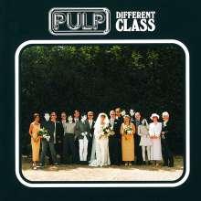 Pulp: Different Class, CD