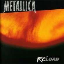Metallica: Reload (180g), 2 LPs