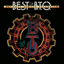 Bachman-Turner Overdrive: The Best, CD
