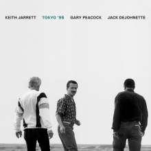 Keith Jarrett (geb. 1945): Tokyo '96, CD