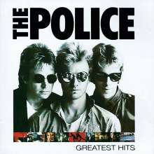 The Police: Greatest Hits, CD