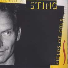 Sting (geb. 1951): Fields Of Gold - The Best Of Sting, CD