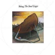 Sting: The Soul Cages, CD