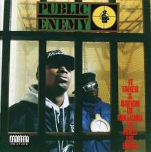 Public Enemy: It Takes A Nation Of Millions To Hold Us Back, CD