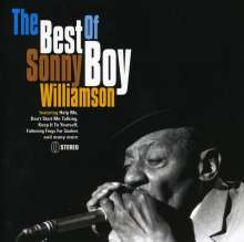 Sonny Boy Williamson II.: The Best Of Sonny Boy Williamson II., CD