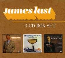 James Last: 3 CD Box Set, 3 CDs